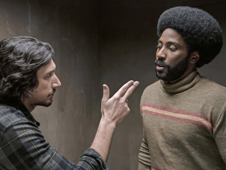 John David Washington und Adam Driver