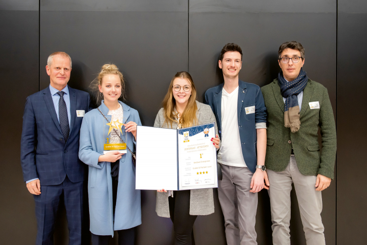 """Top Company Award Südtirol 2019"""