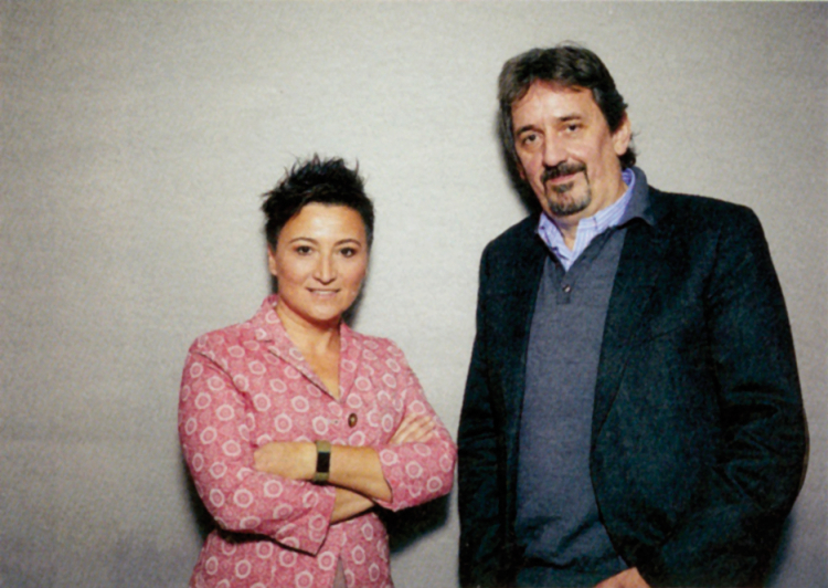 Angelika Fleckinger & Albert Zink