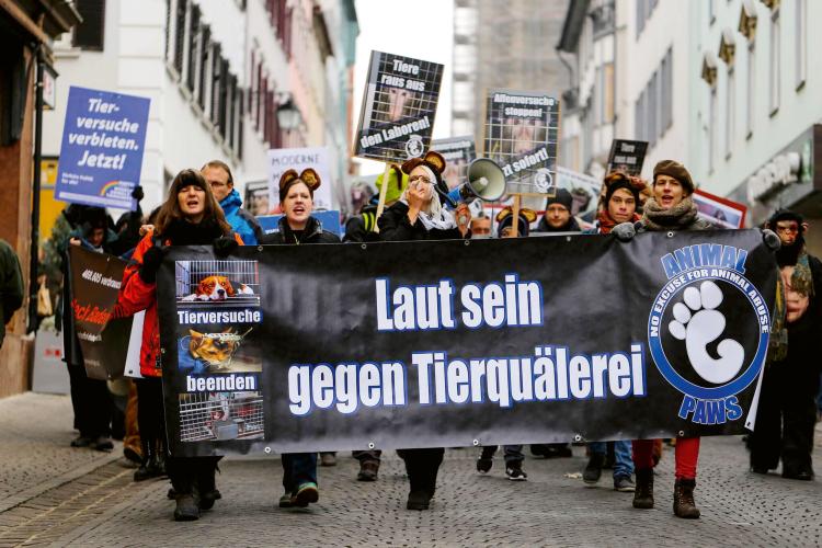 Tübingen Tierversuche