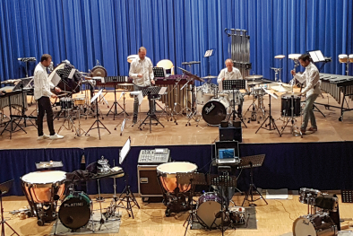"""conTakt Percussion-Group"""