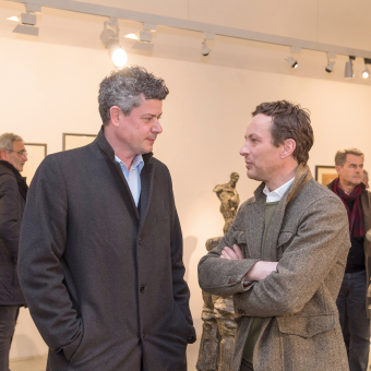 Vernissage – Josef Kostner